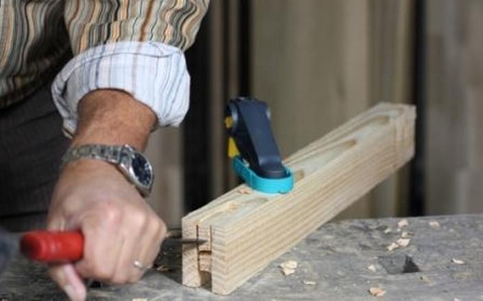 assemblage bois l assemblage enfourchement simple le blog du bois. Black Bedroom Furniture Sets. Home Design Ideas
