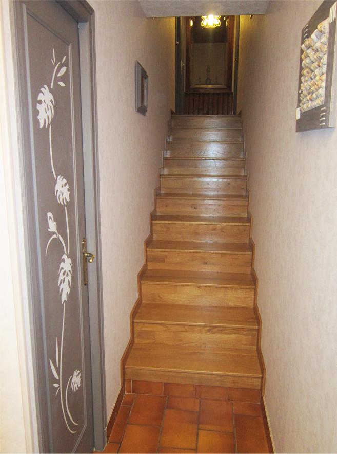Habillage Escalier Bois Avec Moquette : R?alisations clients : ? vous de jouer ! Le blog du bois