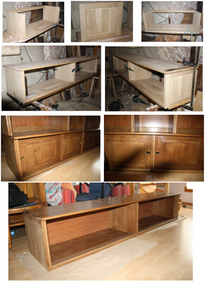 faire sa biblioth que de a z le blog du bois. Black Bedroom Furniture Sets. Home Design Ideas