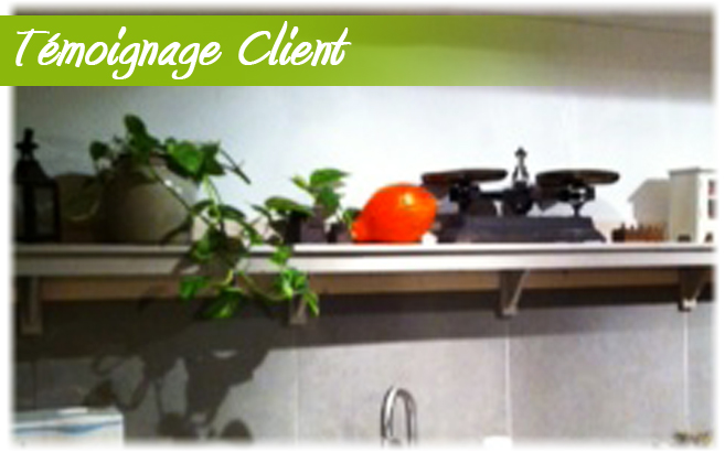 Tag res de cuisine en pin le blog du bois - Etagere de cuisine en bois ...