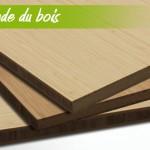 panneaux en bambous