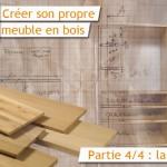 créer son meuble avec laboutiquedubois.com : la finition