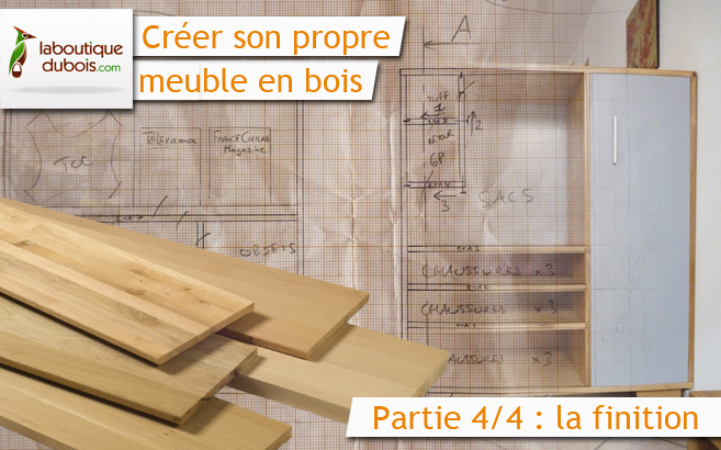 construction petit meuble planche chene bois sur mesure. Black Bedroom Furniture Sets. Home Design Ideas