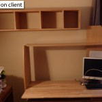 customiser un bureau stanard