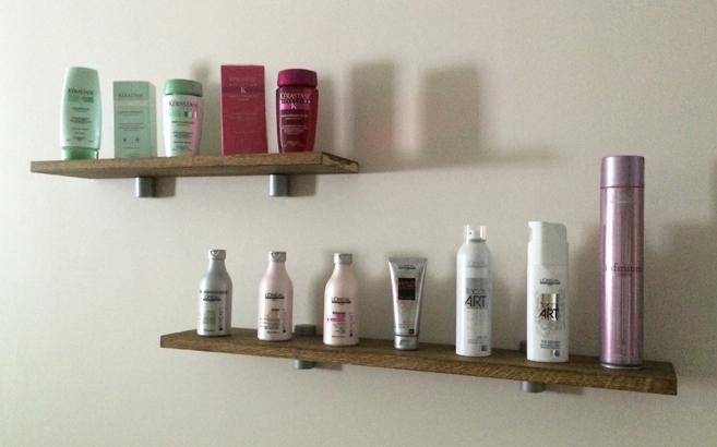 tag res sur mesure pour salon de coiffure le blog du bois. Black Bedroom Furniture Sets. Home Design Ideas