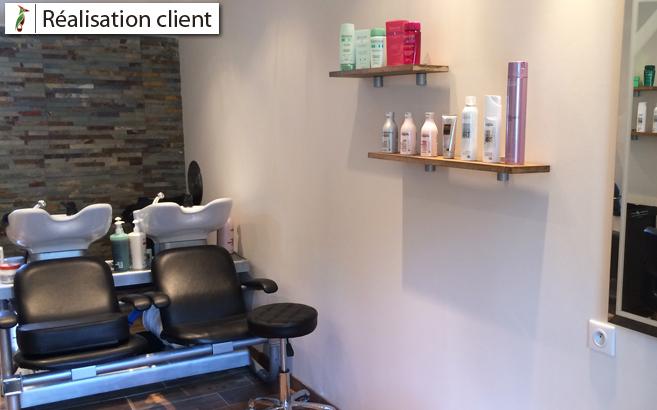 Tag res sur mesure pour salon de coiffure le blog du bois - Logiciel de salon de coiffure ...