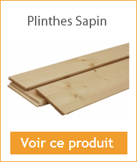 plinthes sapin