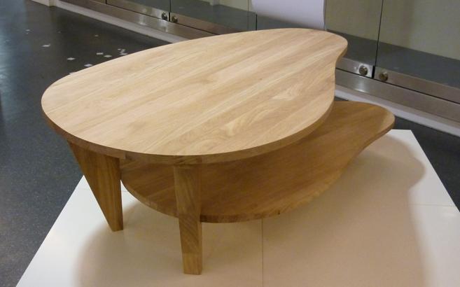 table Toscale chêne massif