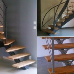 Escaliers bois métal : Exemples de réalisations sur mesure